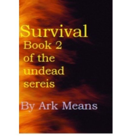 Ewr Series (Survival Book 2 of the Undead Series - eBook)