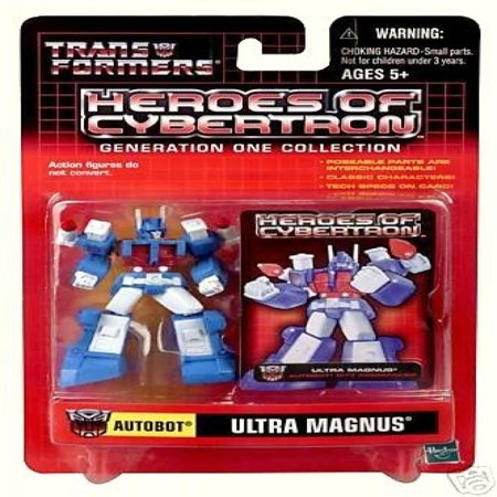 Transformers Heroes of Cybertron G1 Collection Ultra Magnus Figure