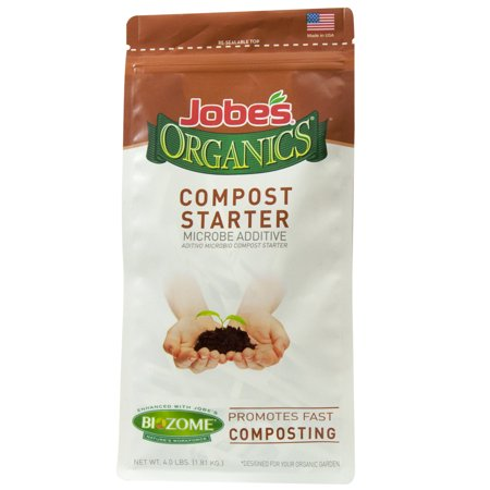 Jobe's Organics 4lbs. Compost Starter