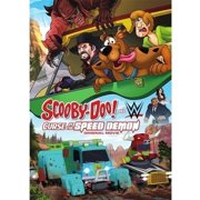 Scooby-Doo! And WWE: Curse Of The Speed Demon by WARNER HOME VIDEO