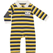 Newborn Baby Boys Rugby Union Suit - Rowing
