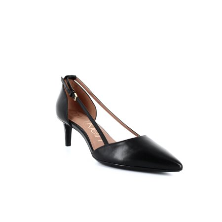 Calvin Klein | Pashka Open Sided Pumps | Black | Size 11