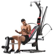 Bowflex PR1000 Home Gym with FREE Equipment Mat Value Bundle