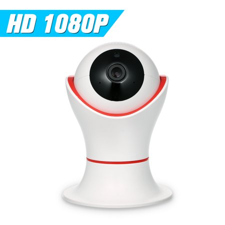 1080P(1920*1080) WiFi IP camera 360 Degree Panoramic Navigation Pan/Tilt Wireless WiFi Camera Baby/Elder/Pets Monitoring Support Phone APP Remote Control Pan/Tilt 2-way Audio Motion (Monitoring Controls)
