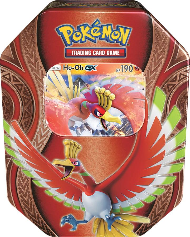 Pokemon Mysterious Powers Tin by Pokemon