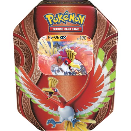 Pokemon Mysterious Powers Tin - Mysterious Fortune Cards