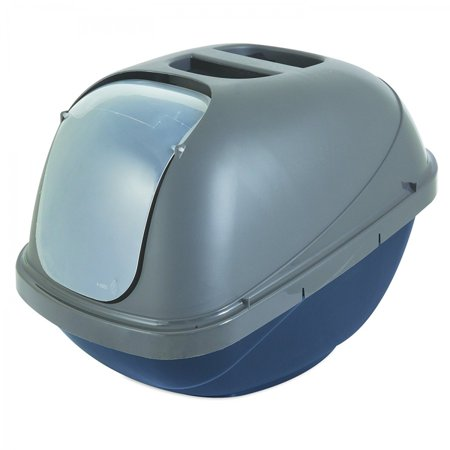 Hood Litter Pan (PETMATE LARGE BASIC HOODED LITTER PAN)
