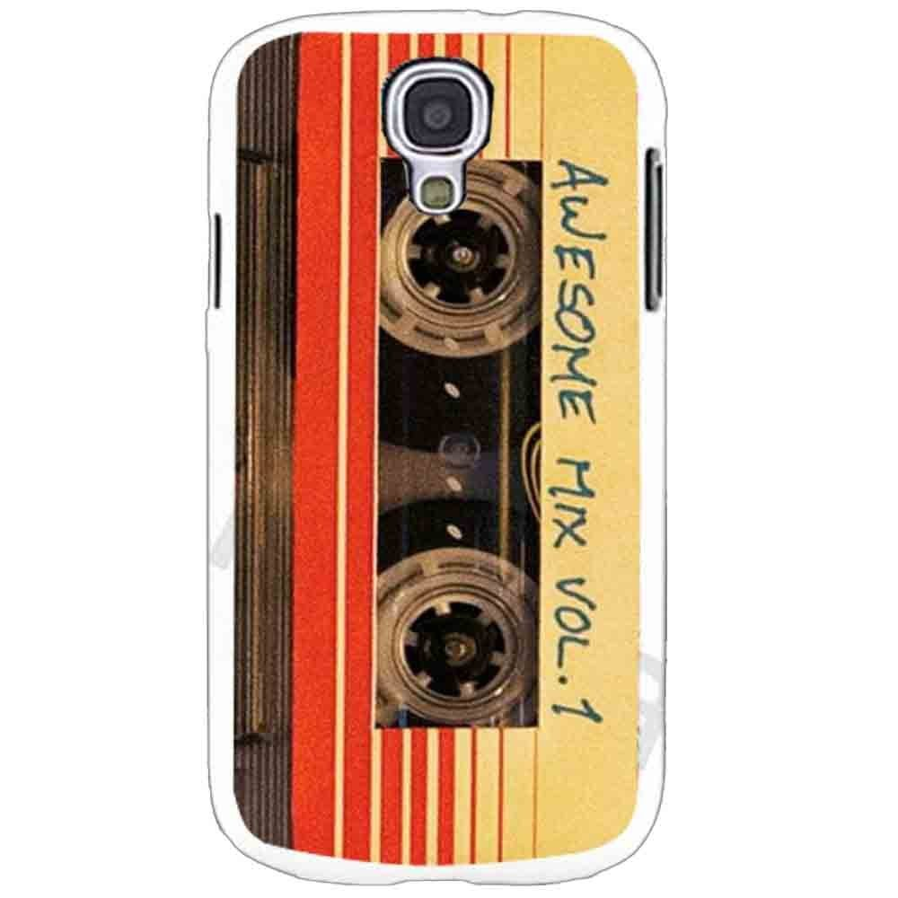 Ganma Guardians of the Galaxy - Awesome Mix Tape Vol 1 Case For Samsung Galaxy Case (Case For Samsung Galaxy S5 white)