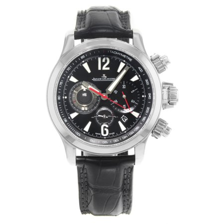 Jaeger Lecoultre Master Compressor Q1758421 Stainless Steel Automatic Mens Watch