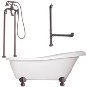 Giagni Newton Soaking Bathtub
