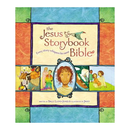 Time Bible Storybook (The Jesus Storybook Bible: Every Story Whispers His Name (Hardcover))