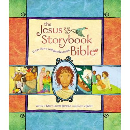 The Jesus Storybook Bible: Every Story Whispers His Name (Hardcover)](Halloween Type Names)