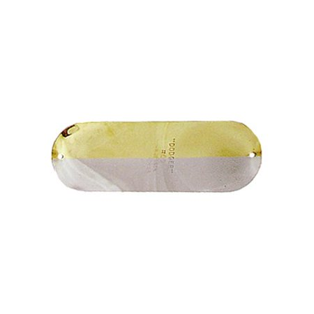 Luhr jensen 2 0 jensen dodger brass chrome for Fish usa coupon