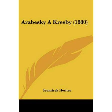 Arabesky A Kresby 1880 Walmart Com