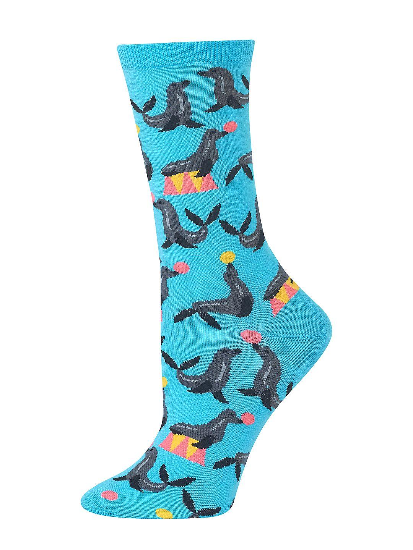 Seals Crew Socks