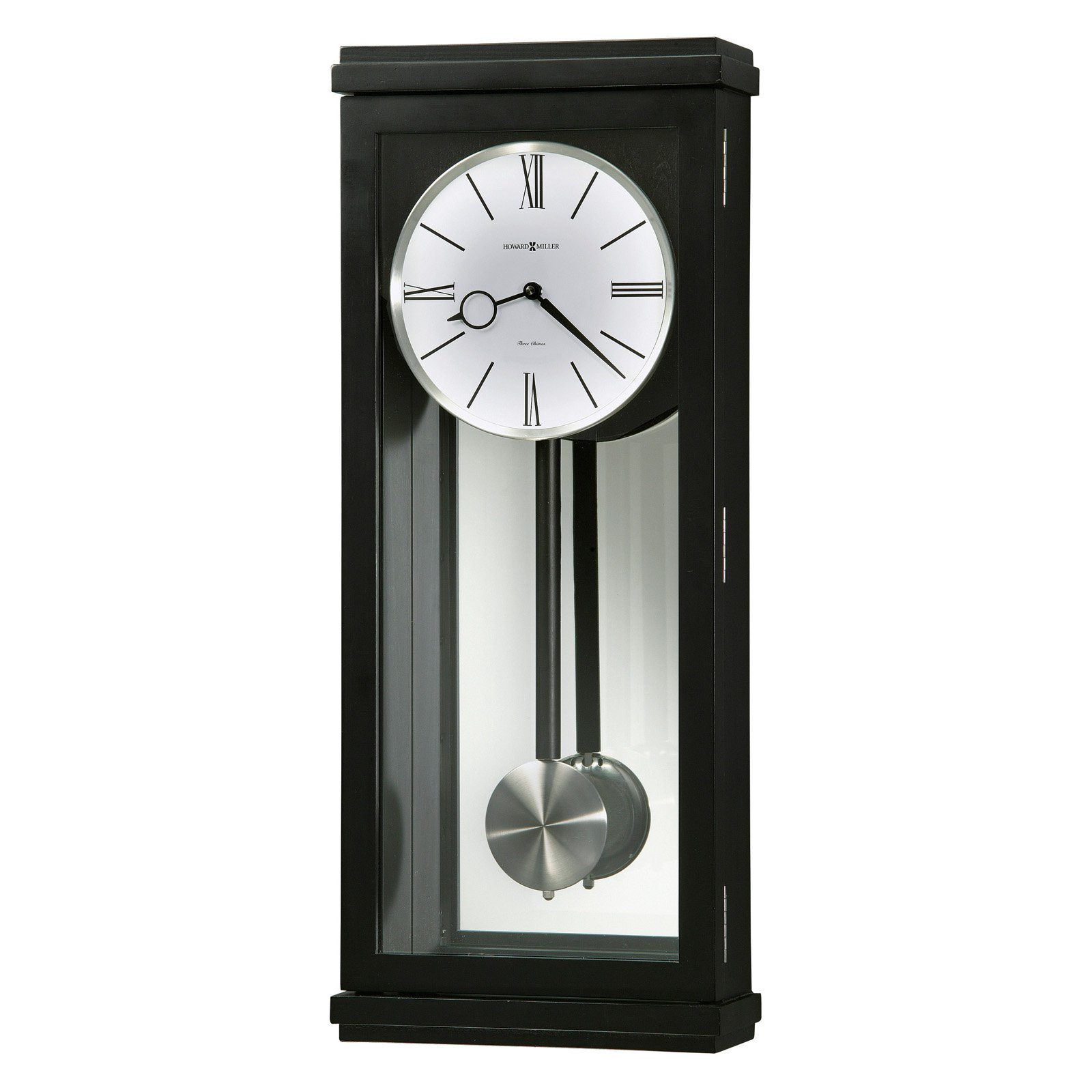 Howard Miller 625-440 Alvarez 82nd Anniversary Wall Clock 10.75-in. Wide by Howard Miller