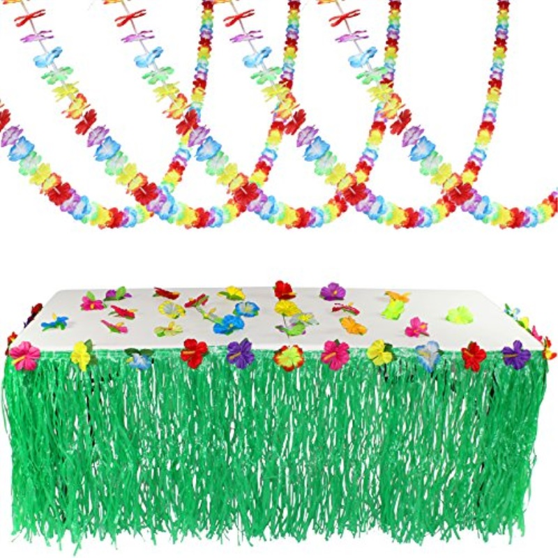 Joyin Toy Luau Party Decoration Set