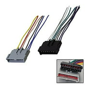 CAR STEREO RADIO WIRING HARNESS FOR SELECT FORD AND LINCOLN VEHICLES