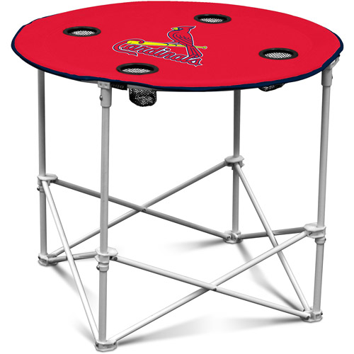 Logo Chair MLB St Louis Cardinals Round Table