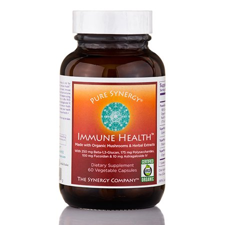 Immune Health   60 Vegetable Capsules By The Synergy Company