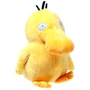 "Detective Pikachu 8"" Plush Psyduck with sound"