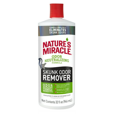 Nature's Miracle® Skunk Odor Remover Odor Neutralizing Formula, 32 fl