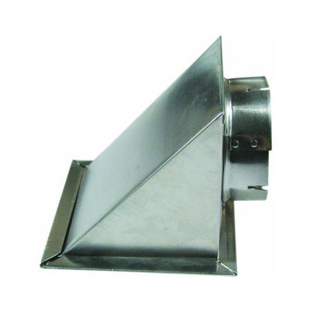 Builders Best 010166 Aluminum Dryer Eave Vent, United States By Builder's