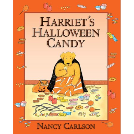 Harriet's Halloween Candy, 2nd Edition - eBook](The Truth About Halloween Candy)
