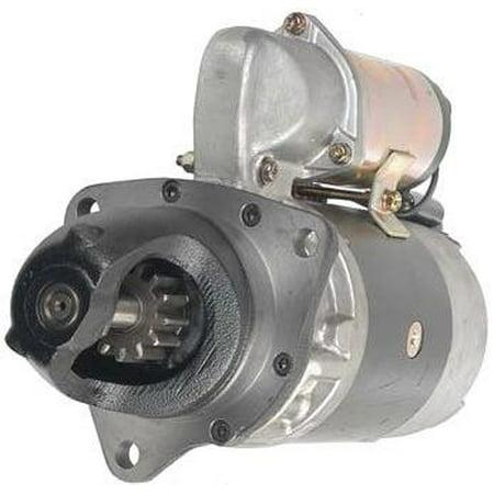 New 24V 7 5Kw 13 Tooth Starter Motor Fits Komatsu Crawler D65s D66s 600 813 4562