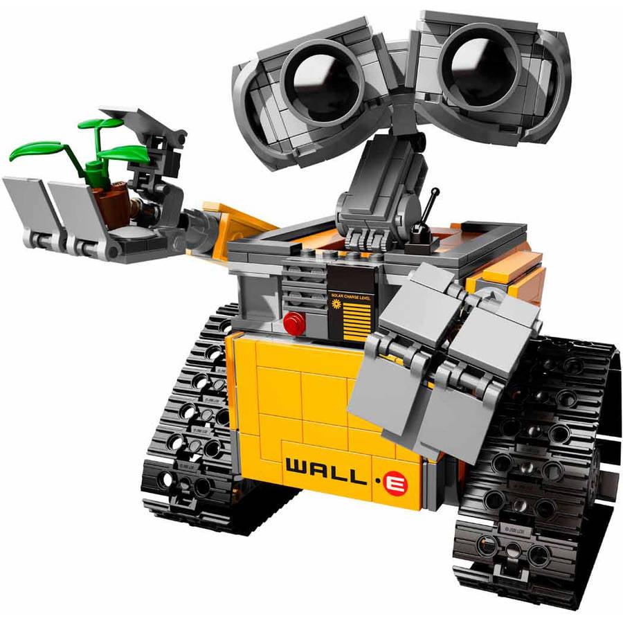 LEGO Ideas WALL-E