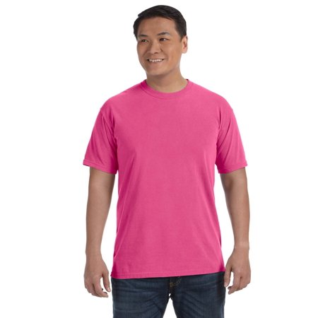 T Shirt Bulk (A Product of Comfort Colors Adult Heavyweight RS T-Shirt - RASPBERRY - M [Saving and Discount on bulk, Code)
