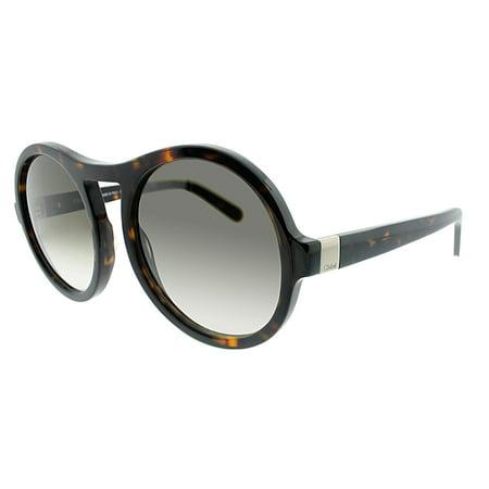 8da55b9900a3 Chloe - Chloe Marlow CE 715S 219 57 Womens Aviator Sunglasses - Walmart.com