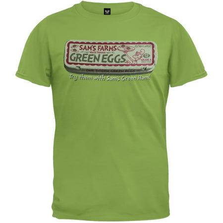 Dr. Seuss - Sams Farm T-Shirt](Dr Seuss Clothing)