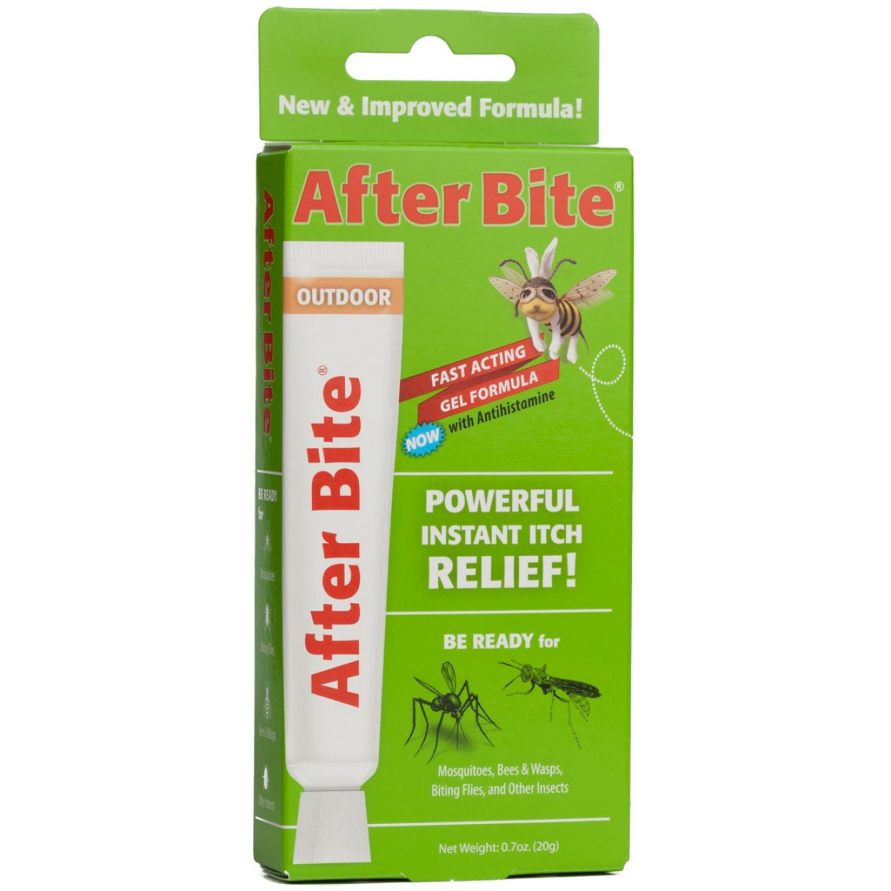 After Bite Itch Eraser, 0.5 Oz