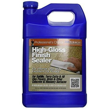Shine Sealer (Miracle Sealants SHINE GAL SG Mira Shine High Gloss Sealer, Gallon)