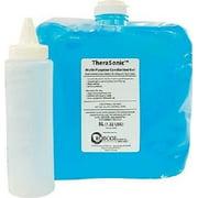 Therasonic 5 Liter Ultrasound Transmission Gel Plus Bottle - Aquasonic Replacement