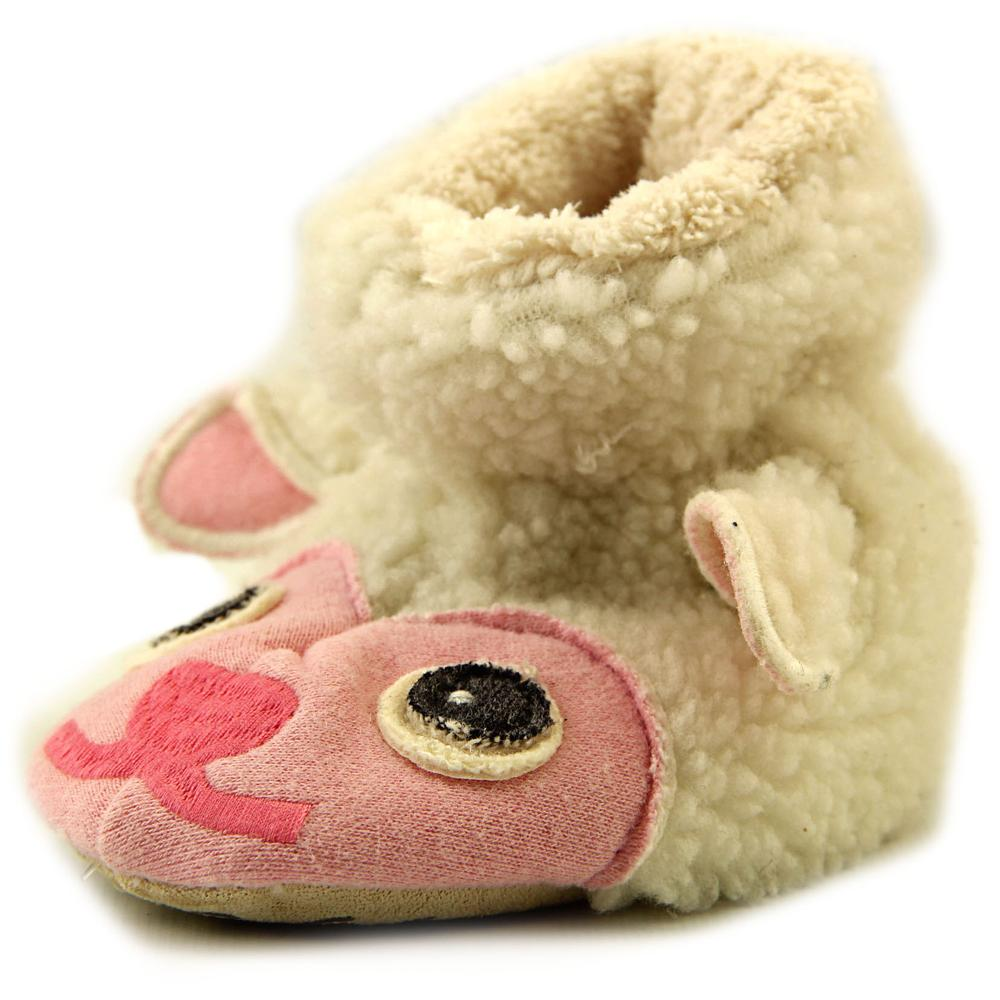 Acorn Easy Critter Kitty   Round Toe Synthetic  Slipper
