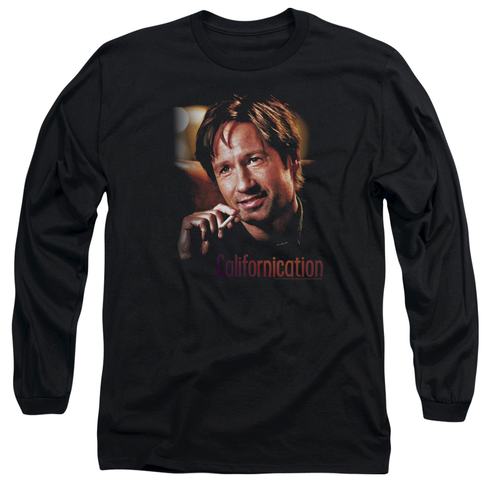 Californication Smoker Mens Long Sleeve Shirt