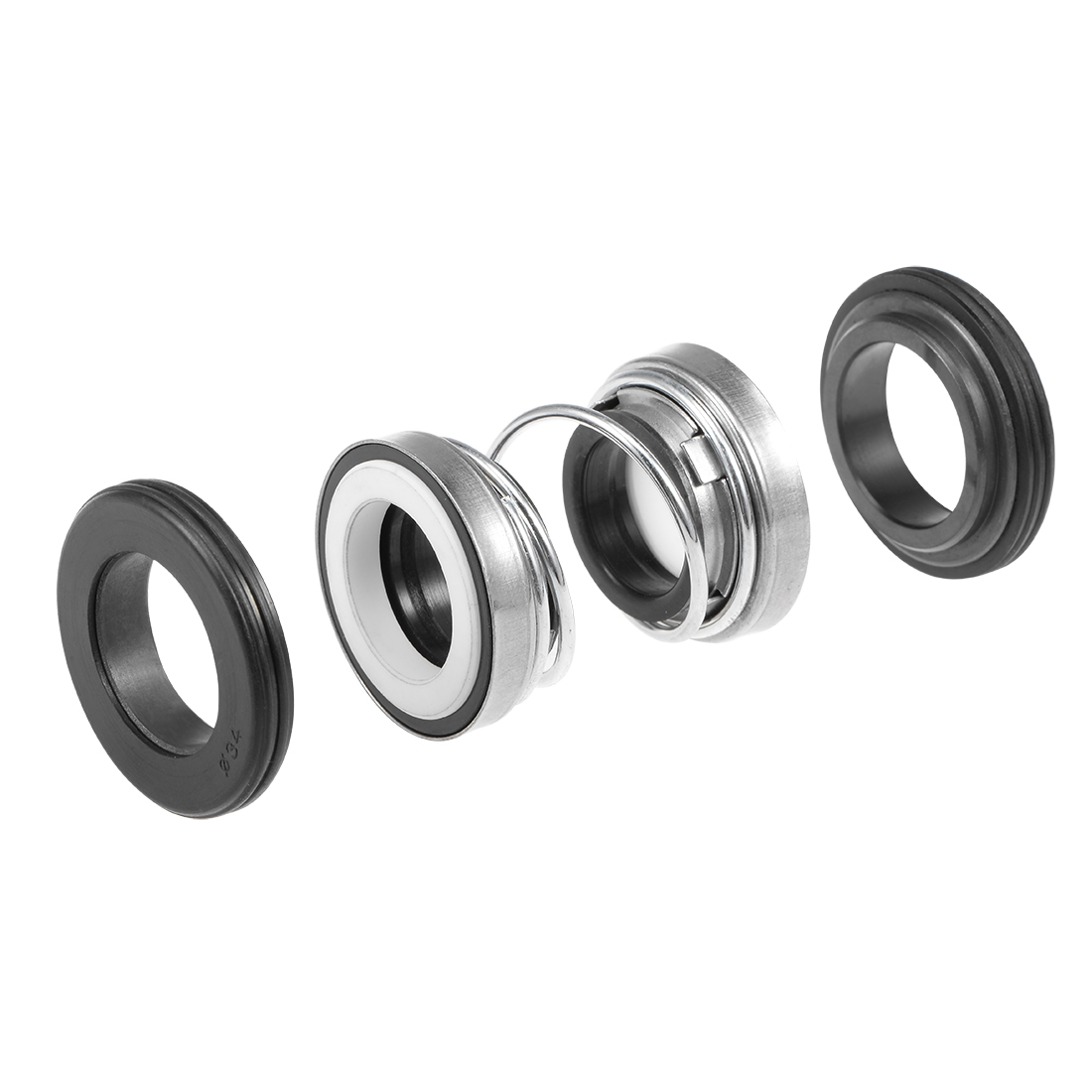 Mechanical Shaft Seal Replacement for Pool Spa Pump 202-18 - image 2 de 3