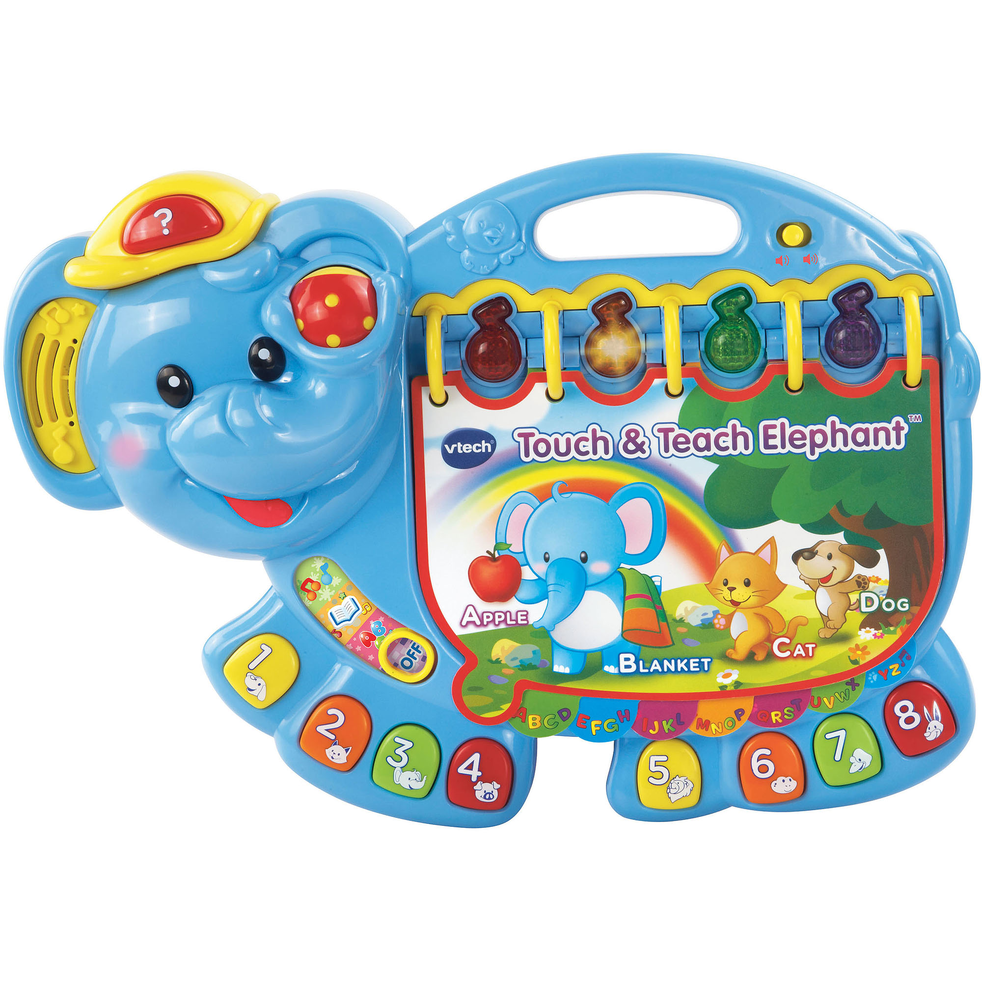 VTech Winnie the Pooh Play & Learn Phone Walmart