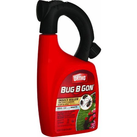 Ortho Bug B Gon Insect Killer For Lawns   Gardens Ready To Spray  32 Oz