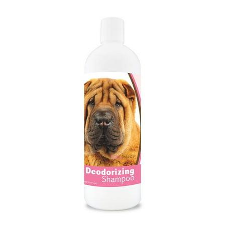 Healthy Breeds 840235105459 16 oz Chinese Shar Pei Deodorizing Shampoo - image 1 de 1