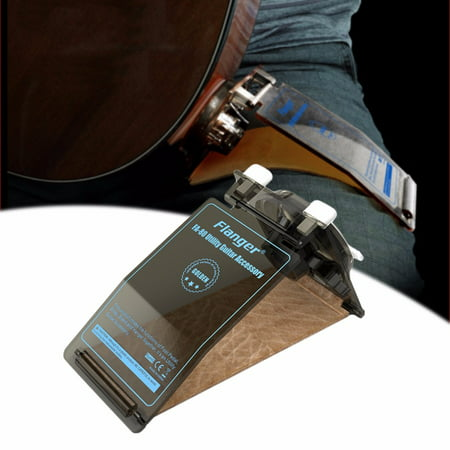 FA-80 Multifunctional Guitar Support Utility Guitar Desktop Neck Rest Foot Stool Accessory for Folk Classical Guitars - image 4 of 5