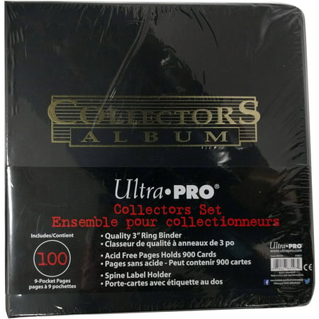 Ultra Pro Album With Pages