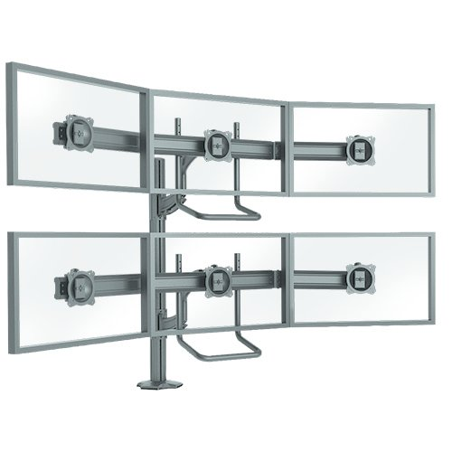 Chief KONTOUR K4G320B Desk Mount for Flat Panel Display