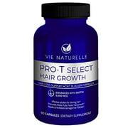 Best Dht Blockers - Vie Naturelle Biotin For Hair Growth 5,000 MCG Review