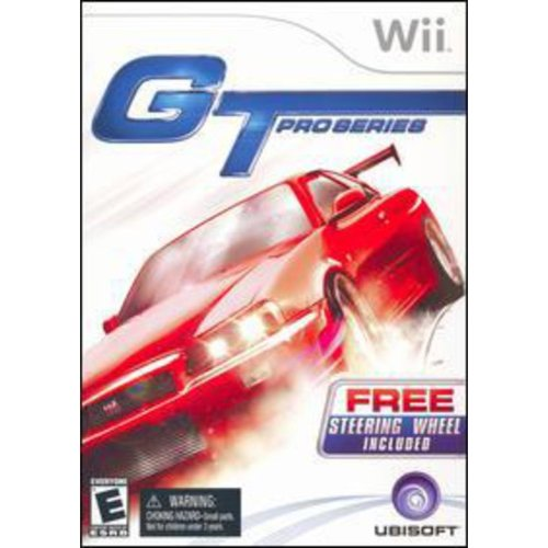 Image of GT Pro Series w/ Wheel (Wii)