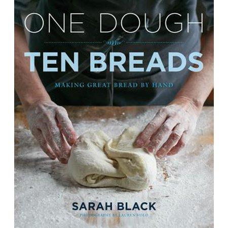 One Dough, Ten Breads - eBook - Halloween Fingers Bread Dough