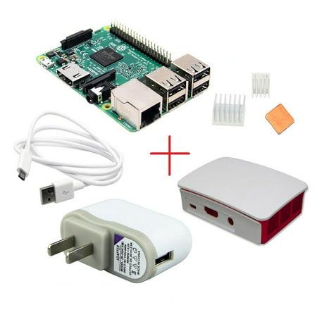 For Raspberry Pi Chipset Development Board Case Media Center Heatsinks 1m