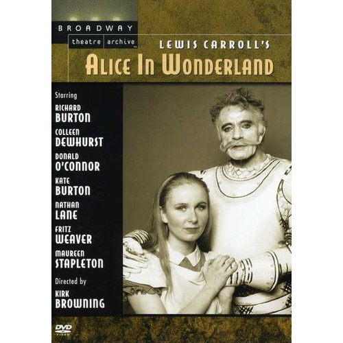 Lewis Carroll's Alice in Wonderland (Broadway Theatre Archive) by